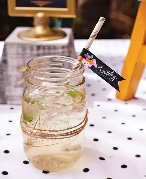 {Festive & Elegant} Kentucky Derby® Garden Party