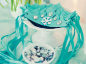 DIY snowflake crowns for a frozen party