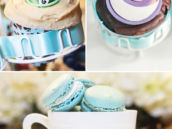alice in wonderland tea party desserts