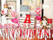 american girl doll party decorations