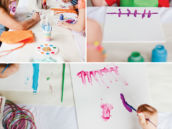 art party painting activity