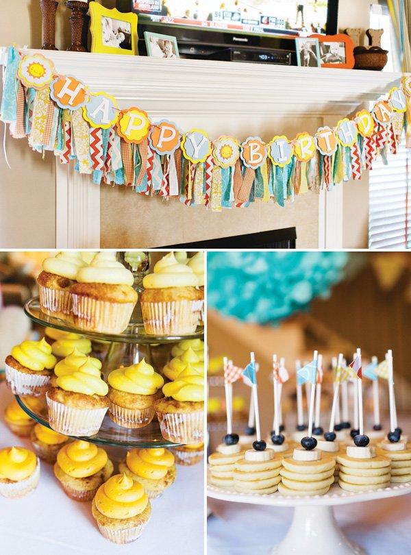 breakfast birthday party ideas