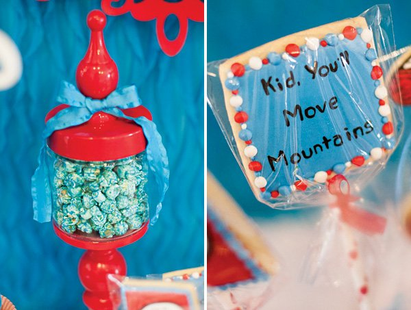 dr. seuss DIY party ideas