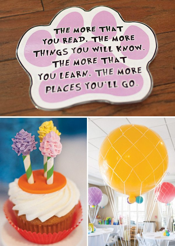 dr. seuss party decor ideas