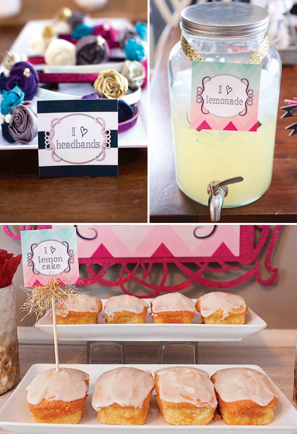 favorite things birthday party