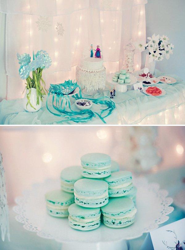 frozen birthday party food ideas