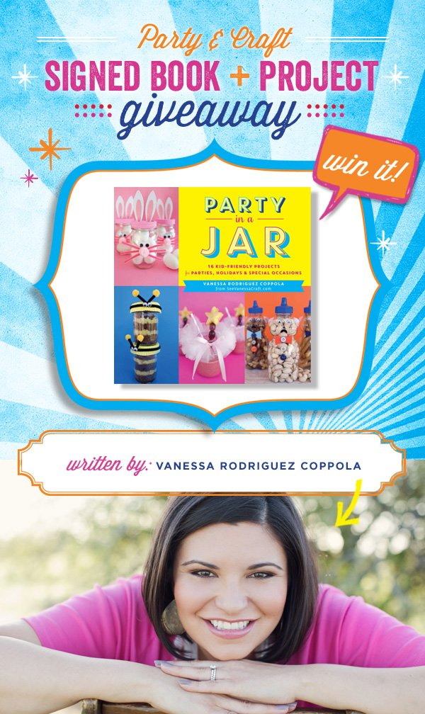 Party in a Jar Book