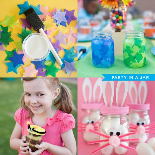Party in a Jar Book Sneak Peek