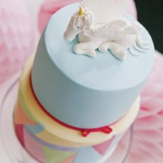 Magical Pegasus Cake