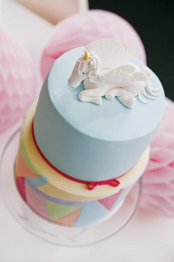 Magical Pegasus Cake