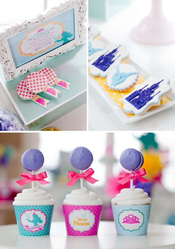 princess party treats