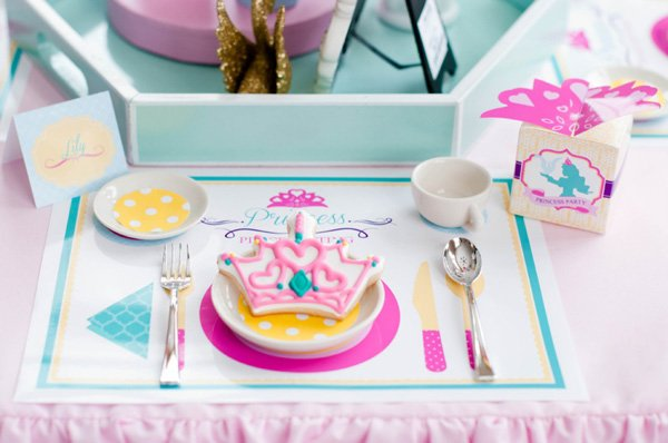 princess platemat