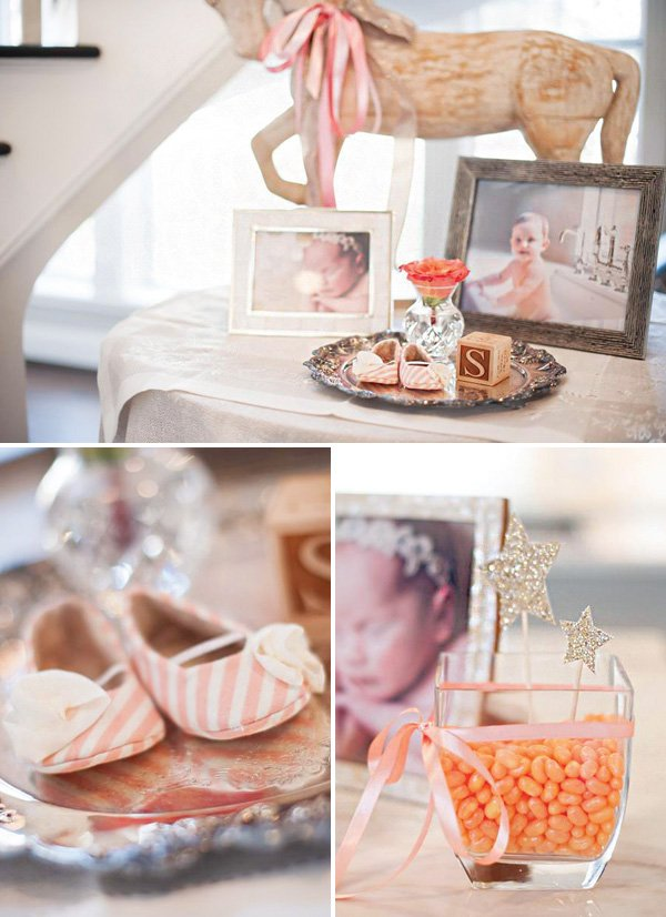 twinkle twinkle litter star first birthday party entrance table