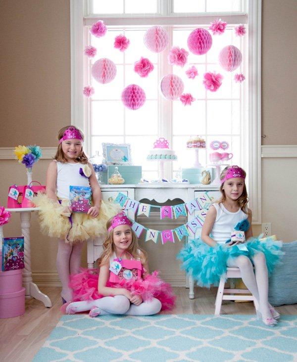 princess party tutus