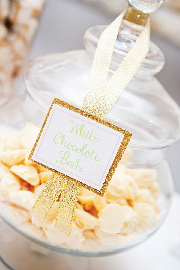 white chocolate meringues