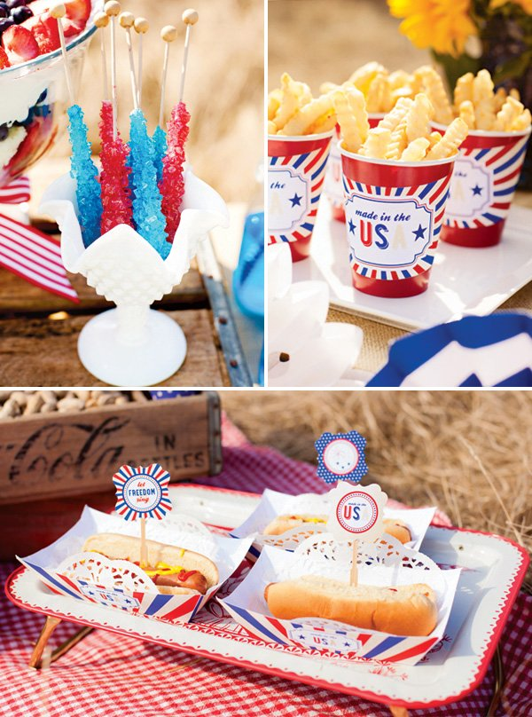 4th of july bbq party food ideas