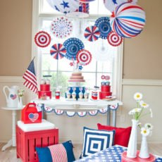 all american party