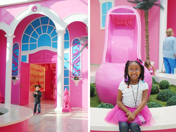 Barbie-Dreamhouse-Entrance-photos