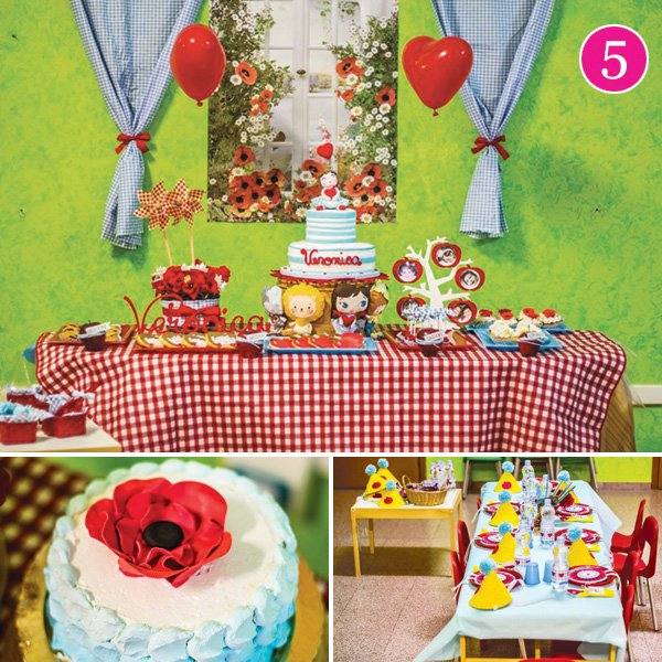 first birthday party in the land of oz (a wizard of oz party)