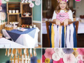 little chef baking birthday party