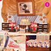 vintage baseball birthday party