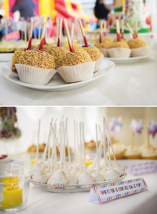 first birthday party dessert ideas