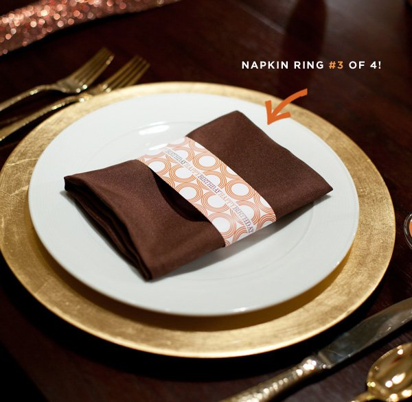 free printable birthday napkin rings
