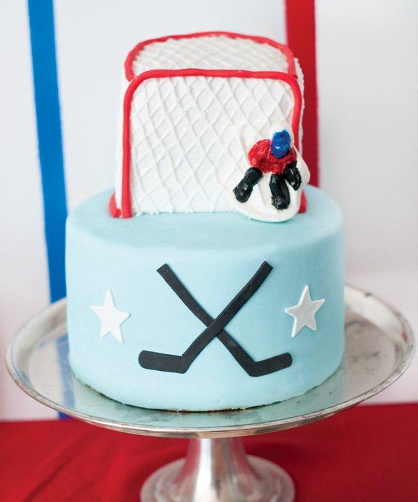 Incredible Slapshot Hockey Birthday Party Hostess With The Mostess Personalised Birthday Cards Petedlily Jamesorg