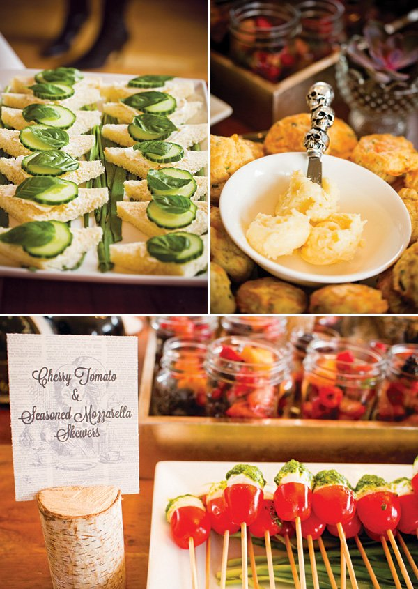 mad hatter tea party food ideas