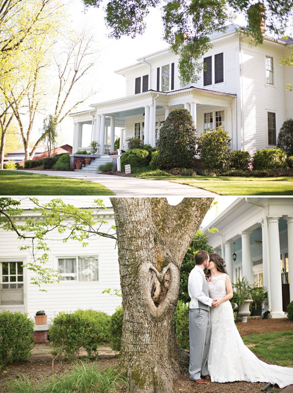 victorian southern house wedding venue