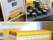wheels on the bus yo-yo party favors
