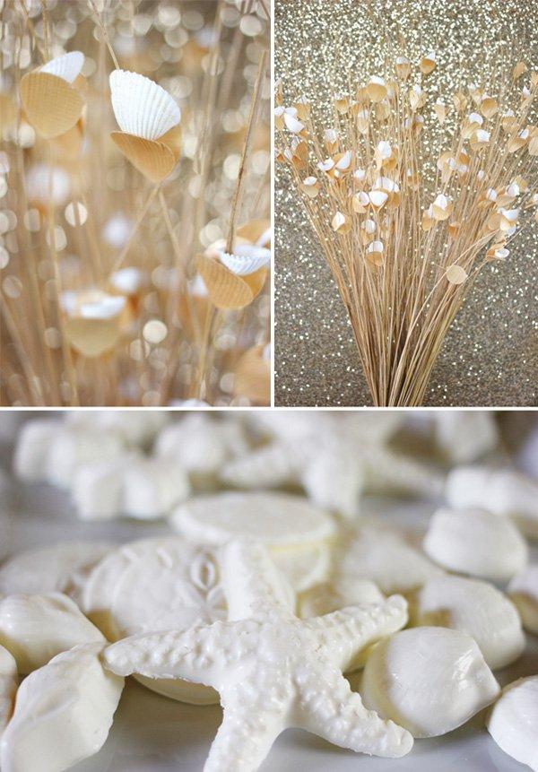 white-seashell-chocolates