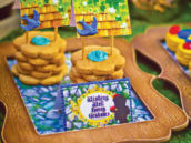 wishing well cookie stacks