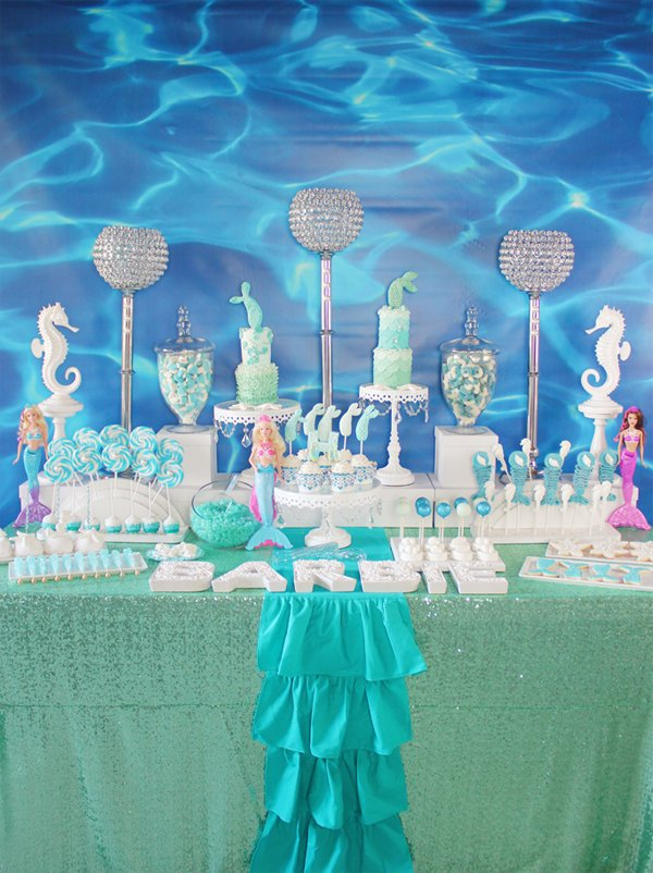 Sparkle-Mermaid-Party
