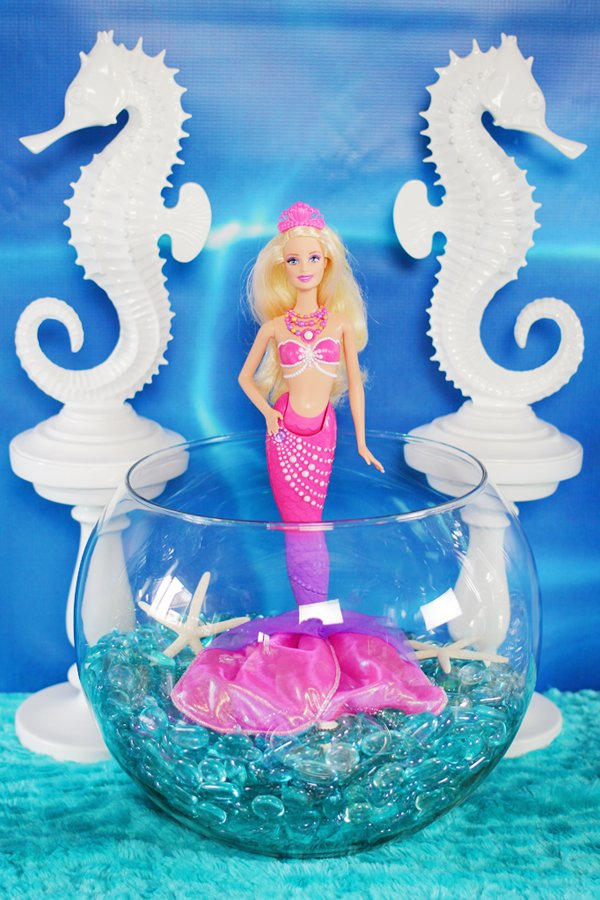 barbie-pearl-princess-centerpiece