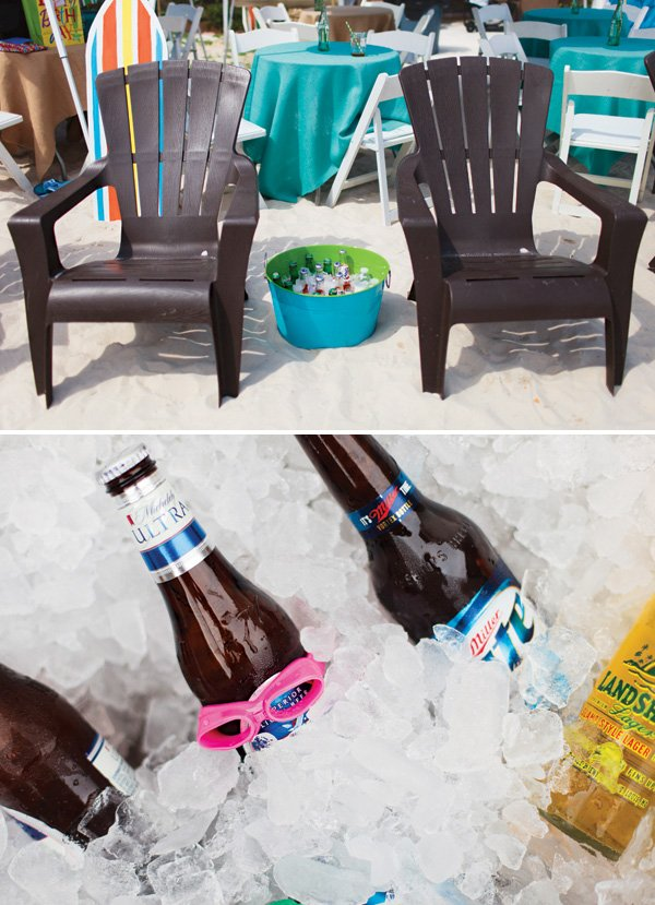 beer bottle goggles