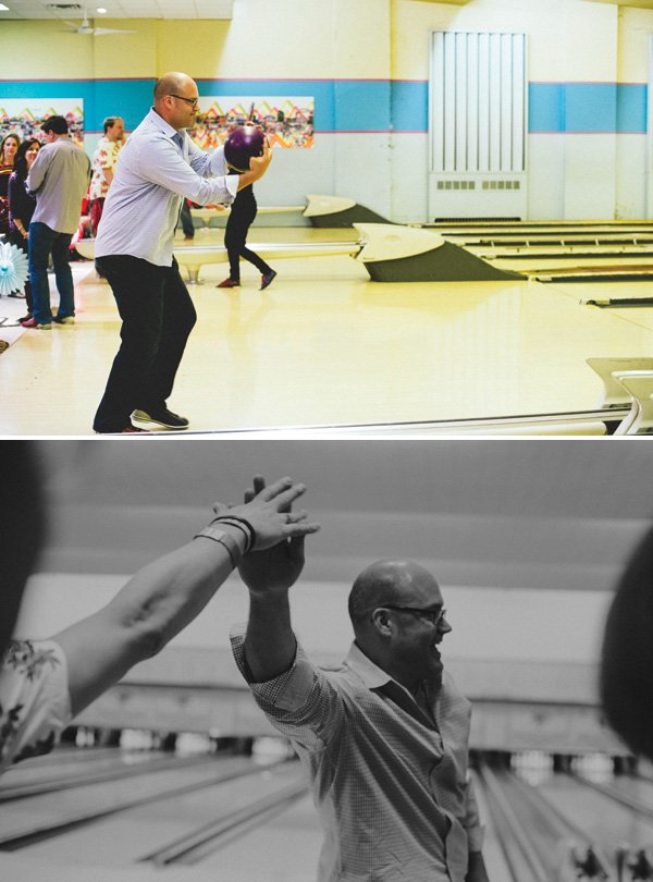 bowling with friends photos