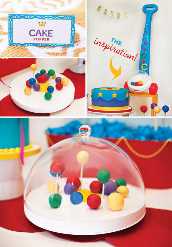 Swell Toy Inspired Royal First Birthday Bash For Fisher Price Hostess Personalised Birthday Cards Beptaeletsinfo