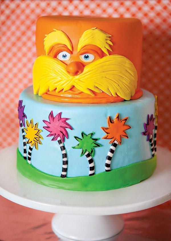 Miraculous Vibrant Fun Dr Seuss Inspired Lorax Birthday Party Hostess Funny Birthday Cards Online Aboleapandamsfinfo