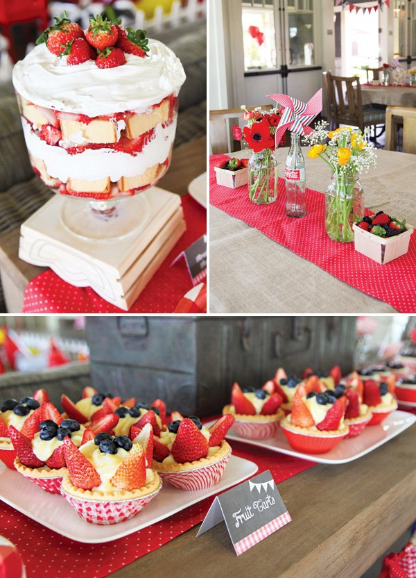 fresh fruit dessert ideas
