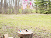 DIY-tissue-tassel-chandelier