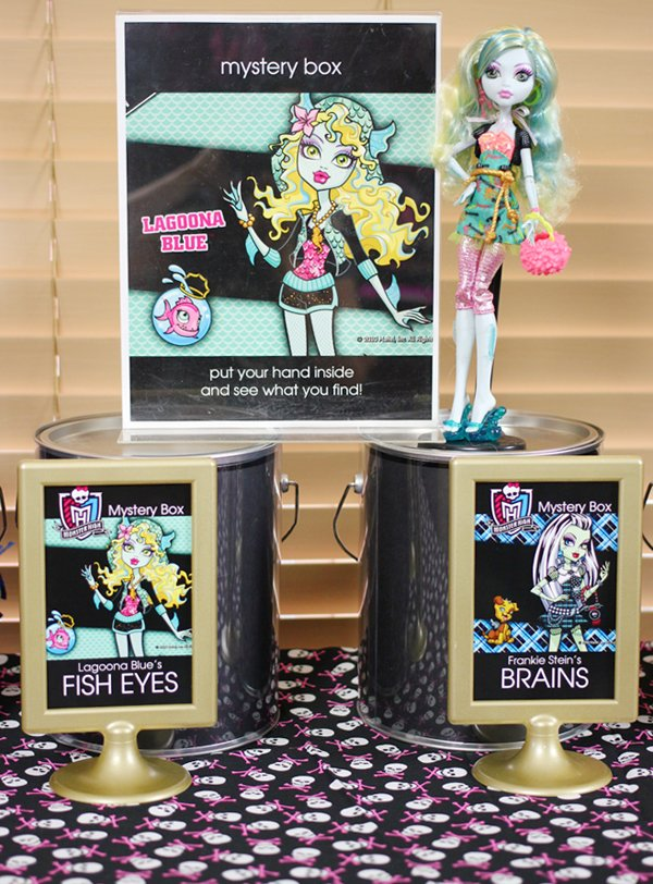 Monster High Party Game