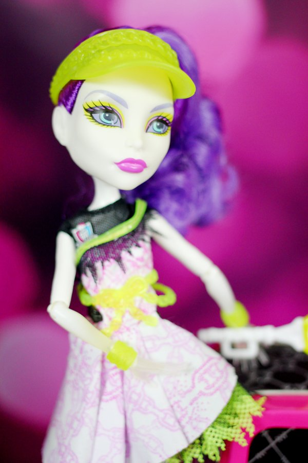 Monster High Spectra Doll