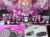 Monster High Sweets Table