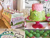princess and the pea sleepover birthday party