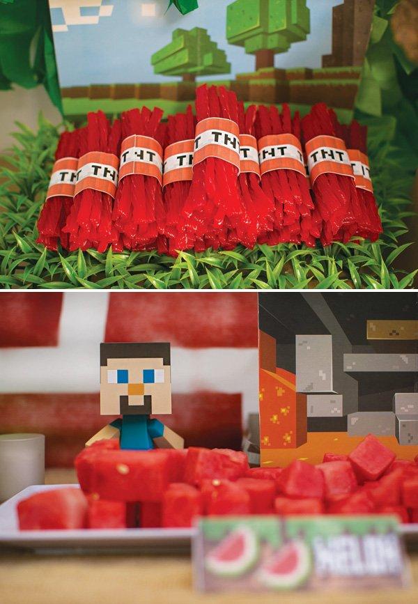 TNT red vine licorice bundles