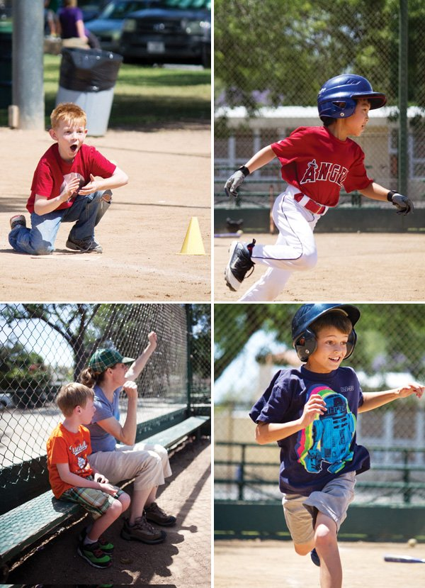 baseball birthday party game