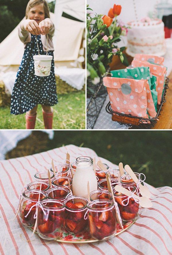 garden festival party ideas