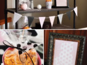 kitty cat birthday party decor ideas