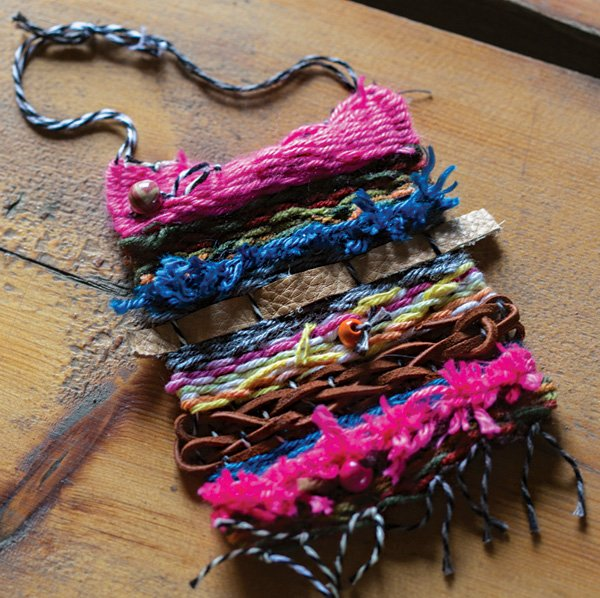 loom weaving craft